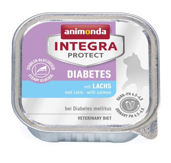 Animonda Integra Protect Diabetes mit Lachs 100 g