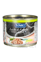 Dr. Clauder´s Lachs + Forelle Pearls 200 g