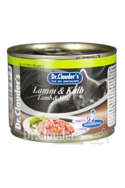 Dr. Clauder´s Lamm + Kalb Pearls 200 g