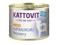 Kattovit Feline Diet Aufbaukur mit Huhn 185 g