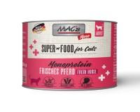 Macs Cat Super Food Monoprotein Pferd
