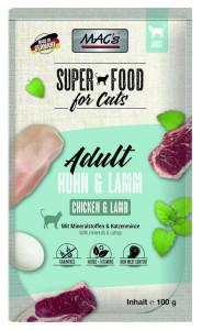 Macs Cat Pouch Huhn & Lamm 100g