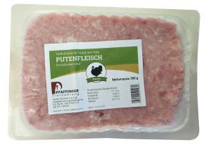 Pfaffinger Putenfleisch 500g