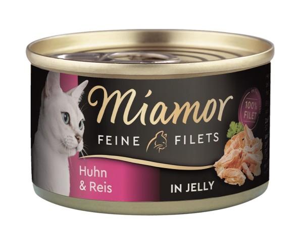 Miamor Feine Filets Huhn & Reis 100 g