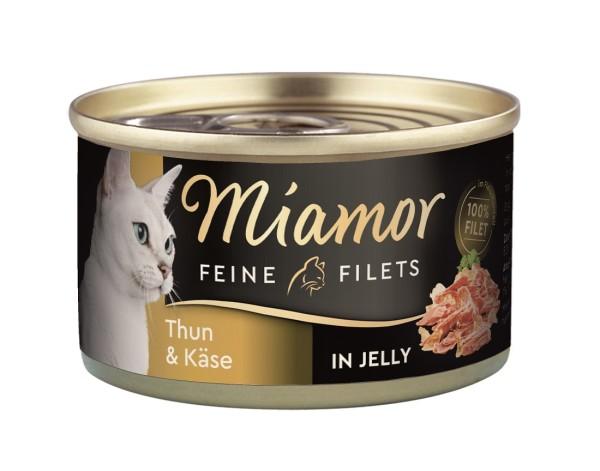 Miamor Feine Filets Thun & Käse 100 g