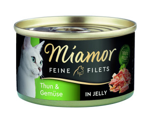 Miamor Feine Filets Thun & Gemüse 100 g