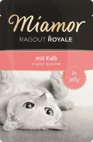 Miamor Ragout Royale mit Kalb 100 g