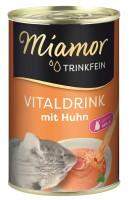 Miamor Trinkfein Vitaldrink mit Huhn 135 ml