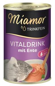 Miamor Trinkfein Vitaldrink mit Ente 135 ml