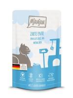 Mjamjam zarte Ente + Geflügel an Möhrchen 125 g