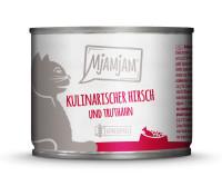 Mjamjam kulinarischer Hirsch + Truthahn