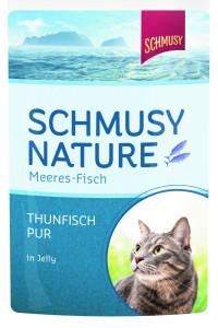 Schmusy Nature Meeres Fisch Thunfisch pur 100 g