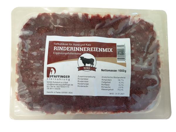 Pfaffinger Rinderinnereienmix 1kg