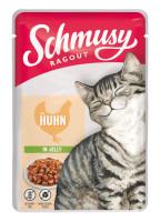 Schmusy Ragout mit Huhn in Jelly 100 g