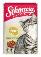 Schmusy Ragout mit Pute in Jelly 100 g