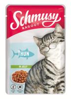 Schmusy Ragout mit Thun in Jelly 100 g