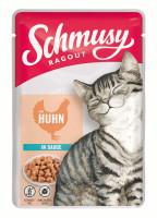 Schmusy Ragout mit Huhn in Sauce 100 g