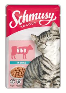 Schmusy Ragout mit Rind in Sauce 100 g