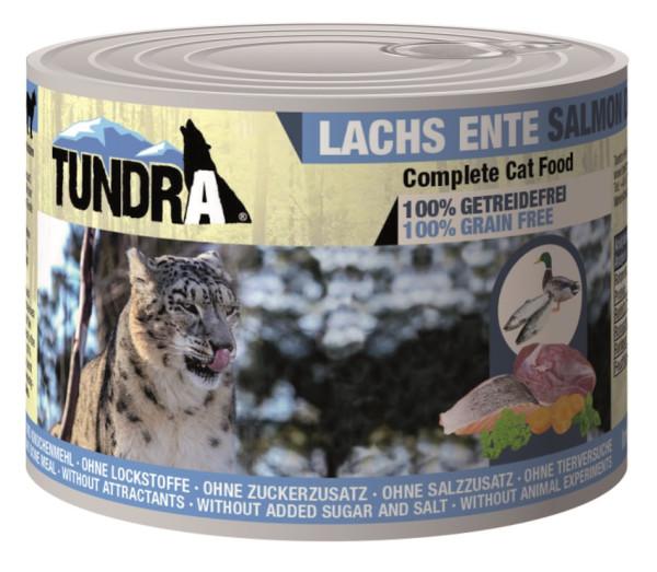 Tundra Cat Lachs + Ente