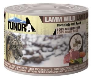 Tundra Cat Lamm + Wild