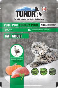 Tundra Cat PB Pute Pur 85 g