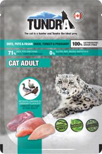 Tundra Cat PB Ente, Pute + Fasan 85 g