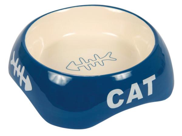 Trixie Cat Keramiknapf farbig