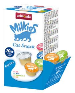 Animonda Milkies Selection 20 x 15 g Vorteilspack