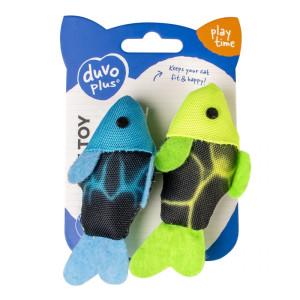 duvo plus Flash Fische in blau + grün