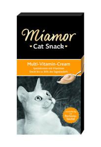 Miamor Cat Snack Multi Vitamin Cream 90 g