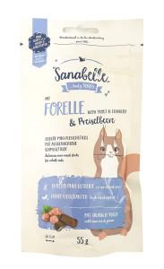 Sanabelle mit Forelle & Preiselbeere 55 g