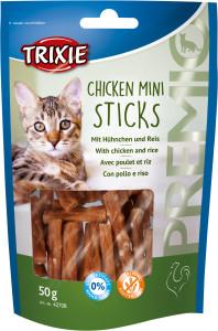 Trixie Cat Chicken Mini Sticks 50 g