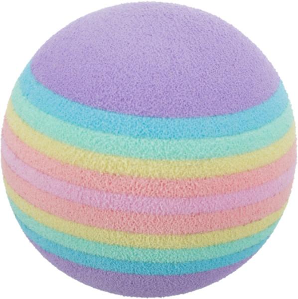 Trixie Katzen Spielzeug Set Rainbow Bälle