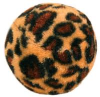 Trixie Katzen Spielzeug Bälle mit Leopardenmuster