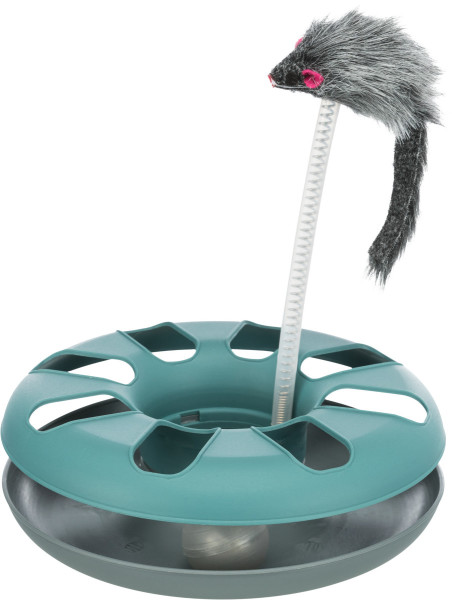 Trixie Katzen Spielzeug Crazy Circle