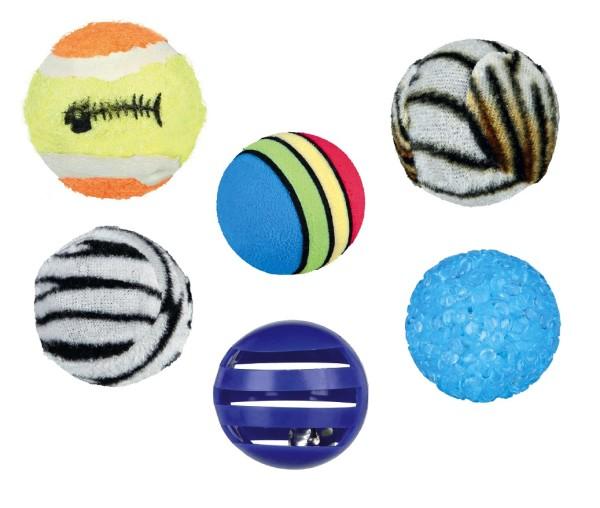 Trixie Spielzeug Set Spielball