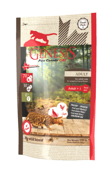 Genesis pure Canada My Wild Forest