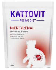 Kattovit Feline Diet Niere / Renal
