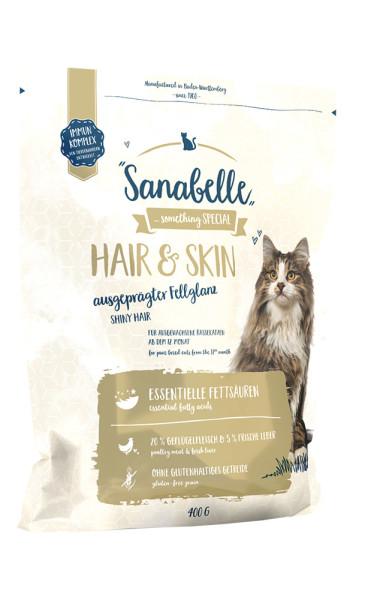Sanabelle Hair and Skin