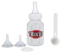 Trixie Saugflaschenset für Hundewelpen und Kitten