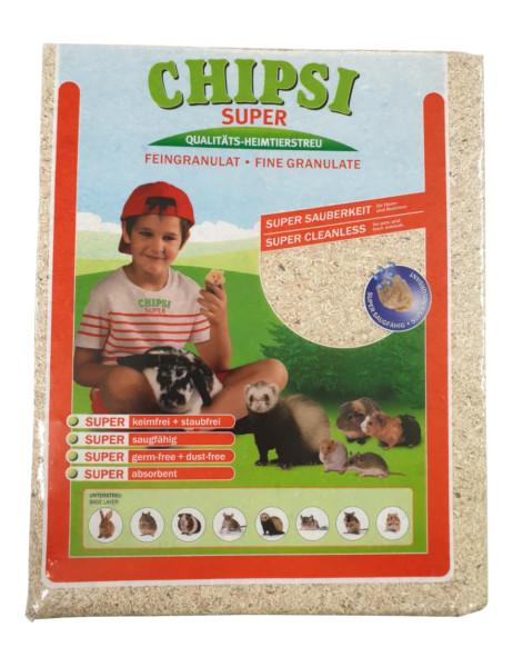 Chipsi Super Weichholz Granulat 3,4 kg