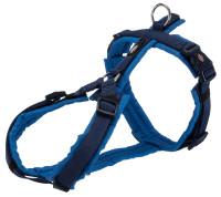 Trixie Premium Trekking Geschirr indigo royalblau