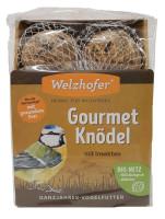 Welzhofer Gourmet Knödel mit Insekten 6 Stück
