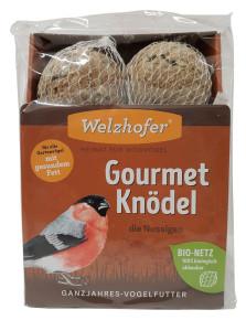 Welzhofer Gourmet Knödel die Nussigen 6 Stück