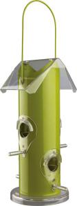 Trixie Vogelfutterspender Säule grün