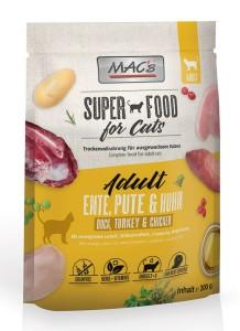 Macs Cat Superfood Adult Ente, Pute & Huhn 300 g
