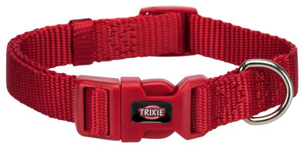 Trixie Premium Halsband Rot S - M