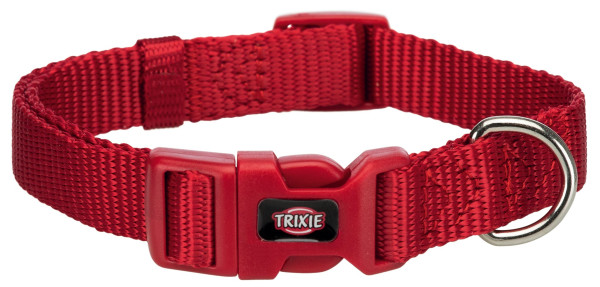 Trixie Premium Halsband Rot M - L