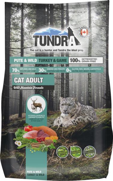 Tundra Cat Pute & Wild 1,45 kg