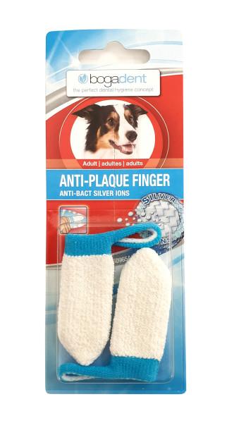 bogadent Anti Plaque Finger adult 2 Stück